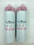 "бутылка-термос ""I am Flamingo"" 500ml"